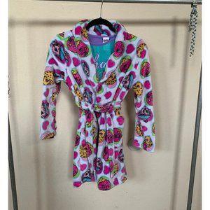 Shopkins soft robe girls Large 10-12